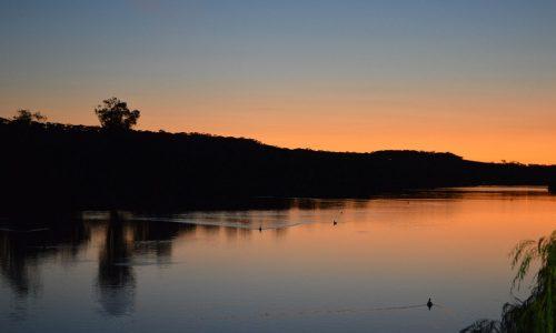 The Splendor Of Murray River